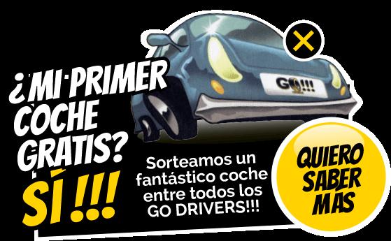 Sorteo de coche en Autoescuelas GO!!!
