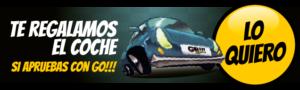 Sorteo de coche en Autoescuelas GO