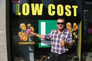 Autoescuela económica en Bilbao