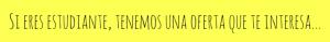Oferta estudiantes autoescuela GO!!! Bilbao y Getxo