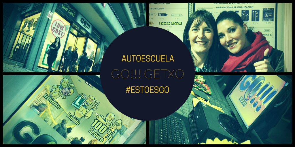 Autoescuela GO!!! en Getxo
