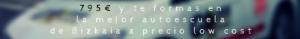 La mejor autoescuela de Bizkaia