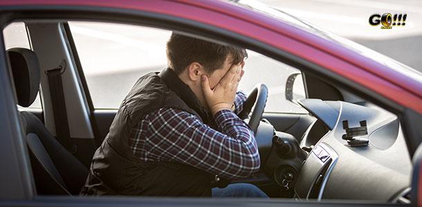 Tengo miedo a conducir, ¿qué hago?
