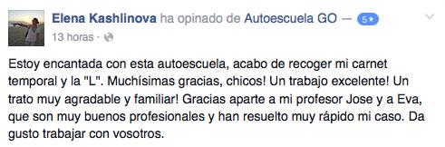 Opiniones Autoescuelas en Bilbao