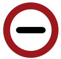 Prohibido pasar sin detenerse