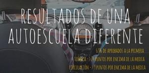 Resultados Autoescuelas Bilbao y Getxo