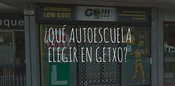 Autoescuelas GO en Getxo