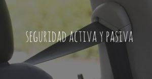 Seguridad activa y seguridad pasiva