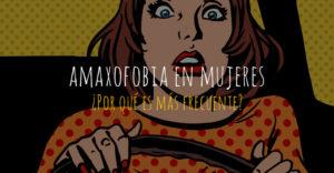 amaxofobia en mujeres