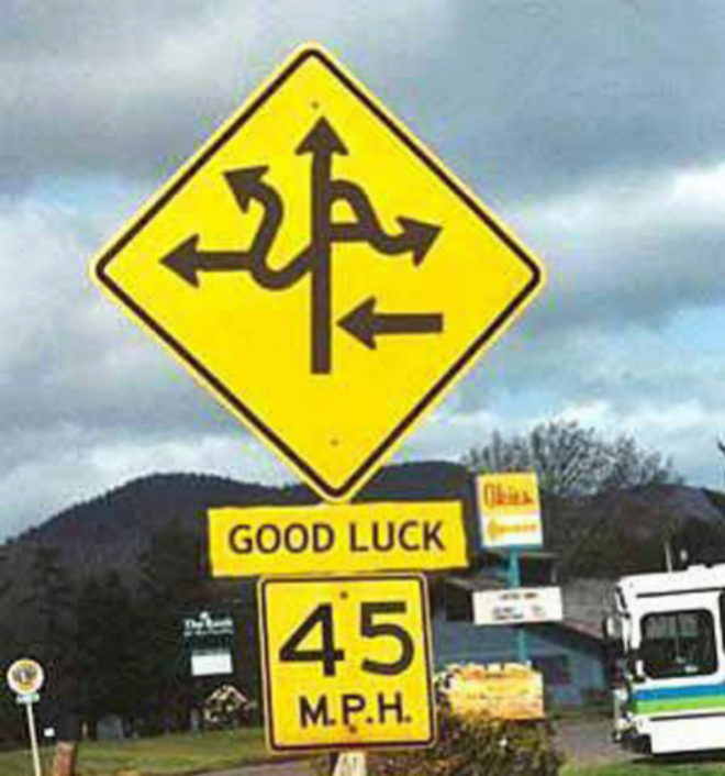 señales raras